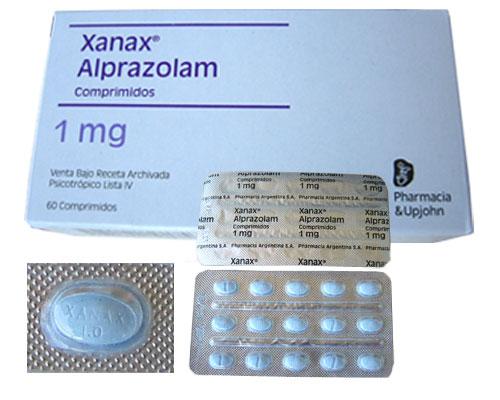 Xanax addiction effects